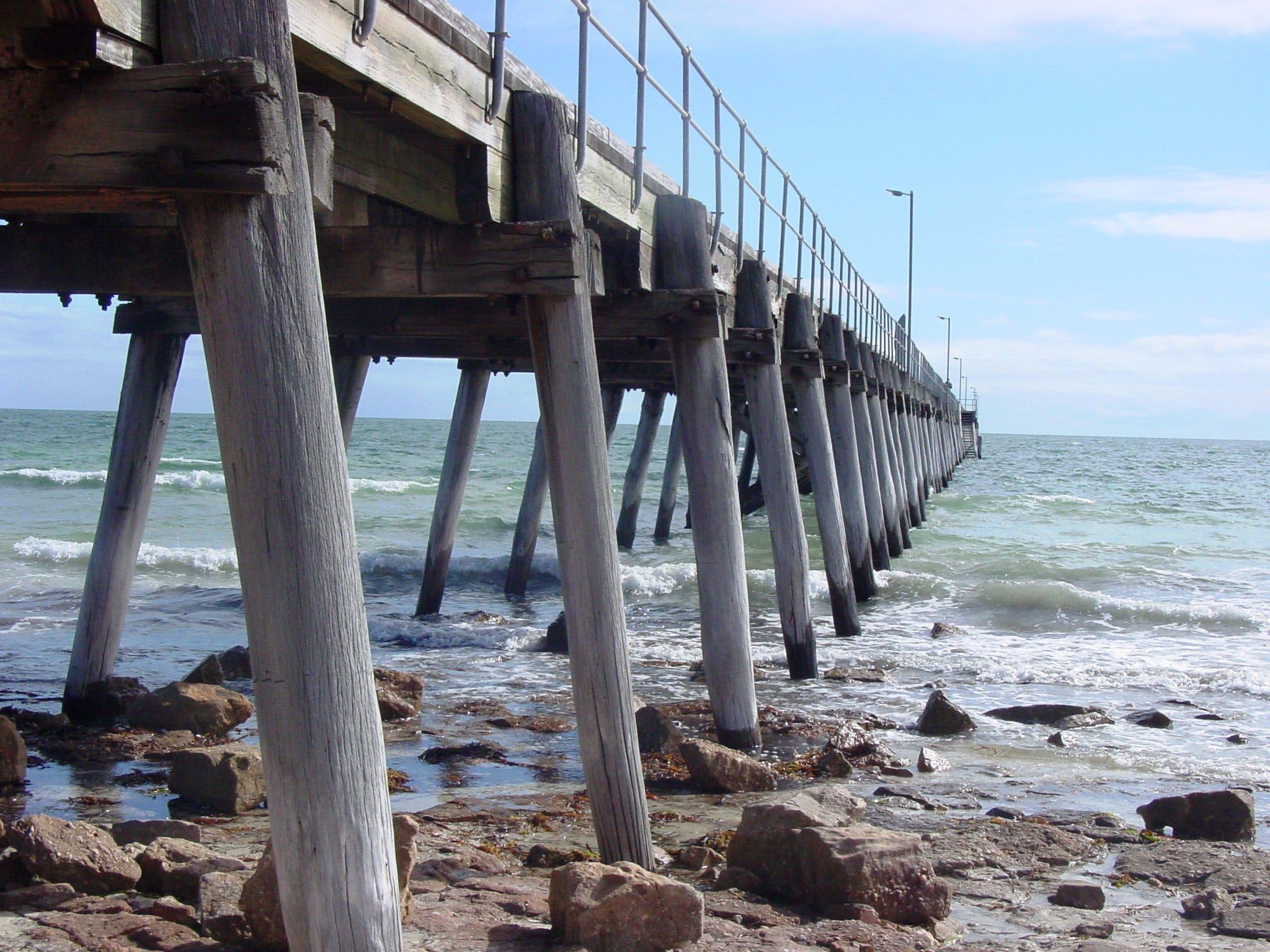 Port Hughes Jetty - Accommodation Directory