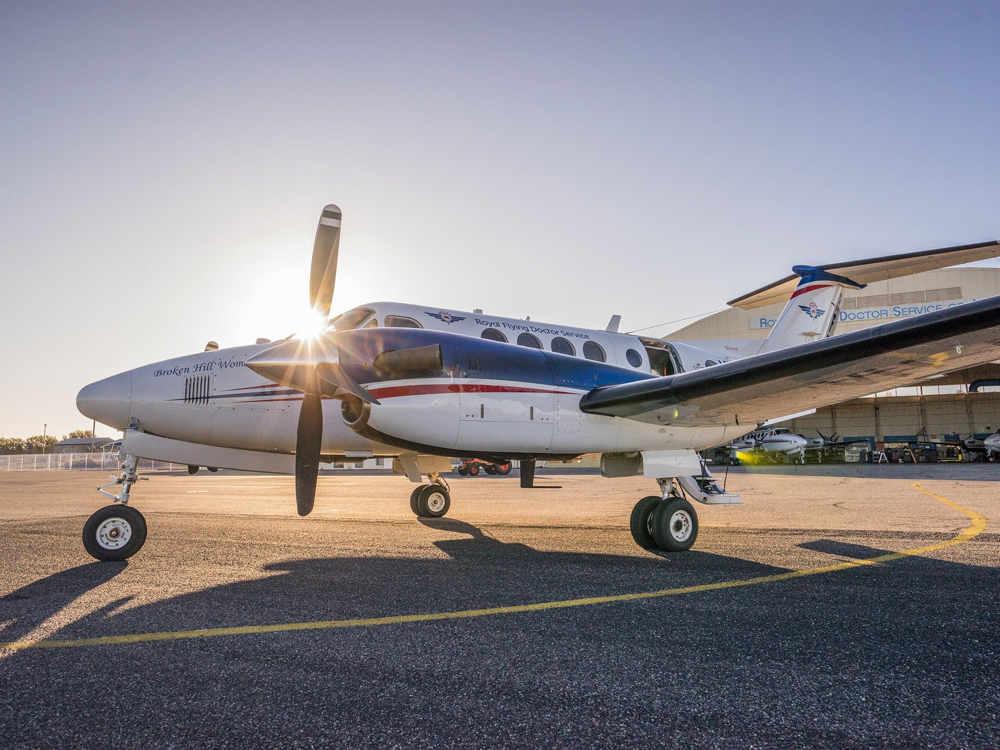 The Royal Flying Doctor Service Outback Experience in Broken Hill - Accommodation Directory