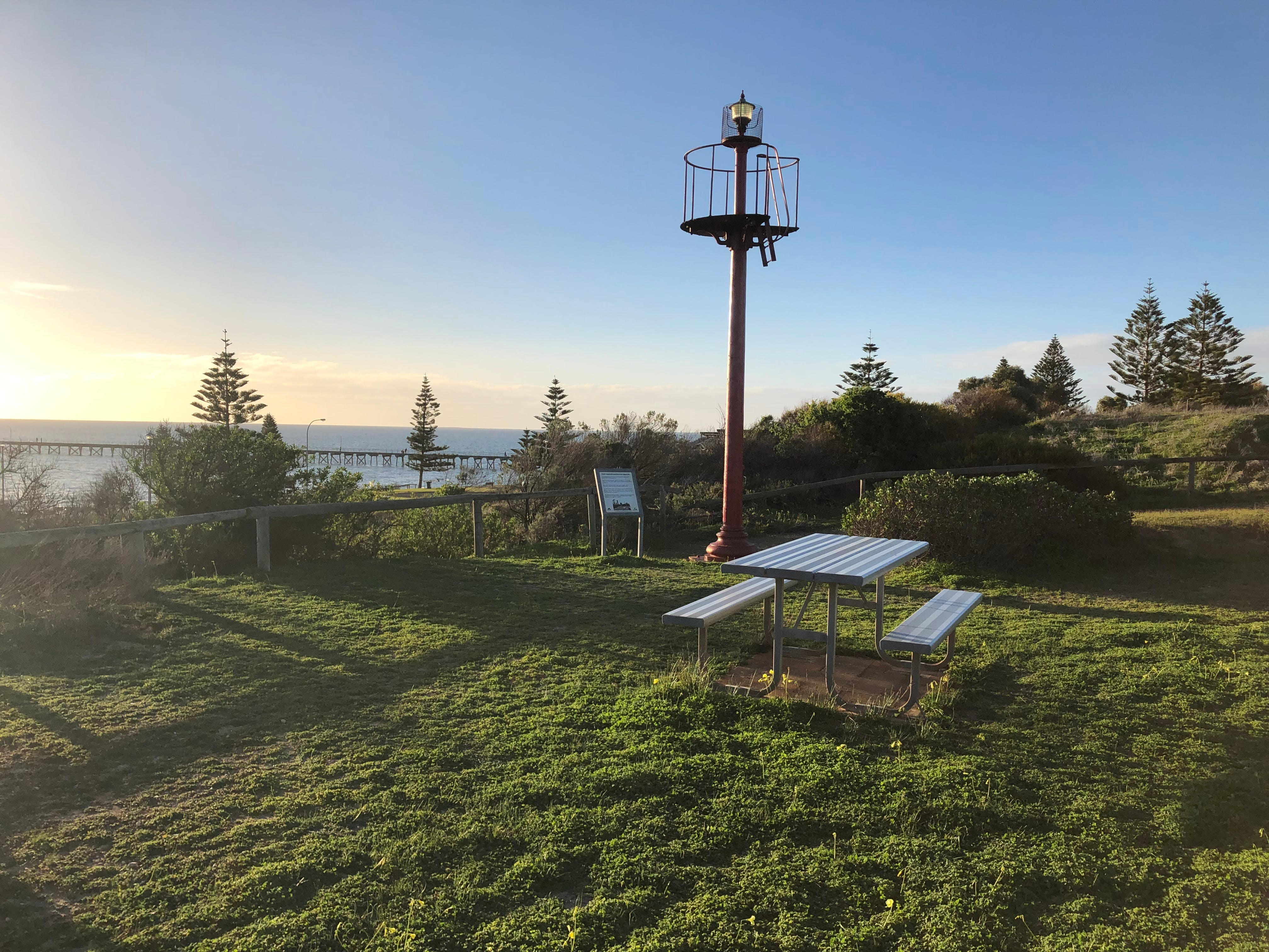 Beacon Reserve Lookout Port Hughes - Accommodation Directory