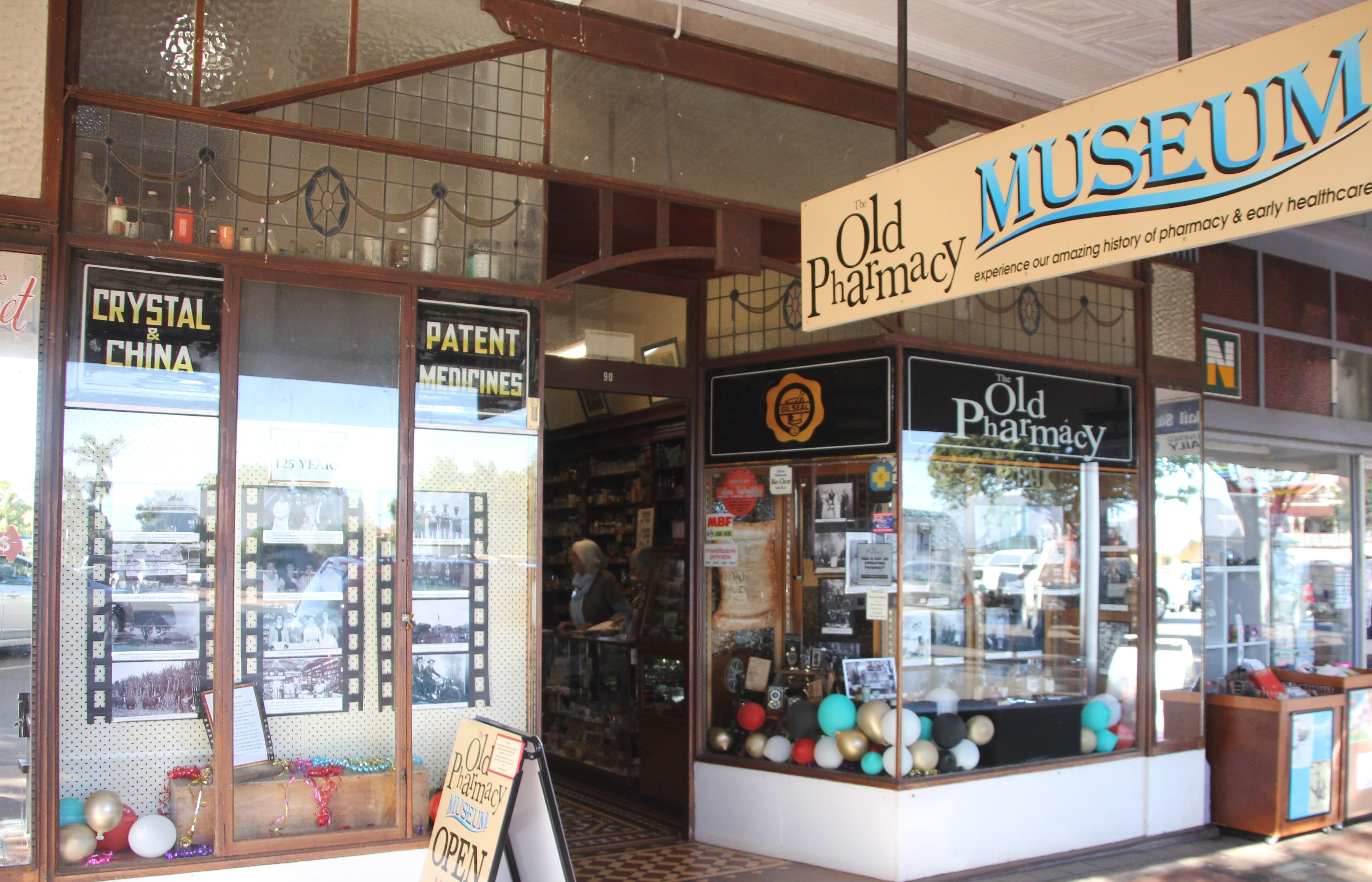 Old Pharmacy Museum  Childers - Accommodation Directory