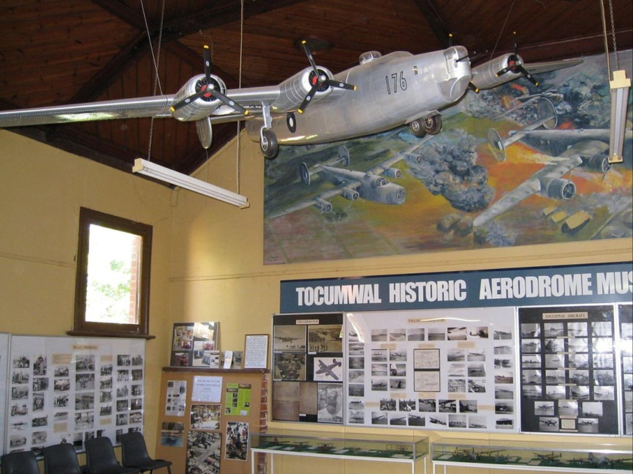 Tocumwal Historic Aerodrome Museum - Accommodation Directory