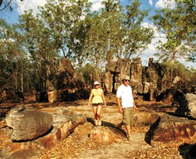 The Lost City - Litchfield National Park - Accommodation Directory
