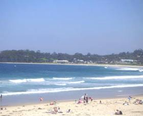 Mollymook Surf Beach - Accommodation Directory