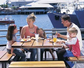 Fremantle Fishing Boat Harbour - Accommodation Directory