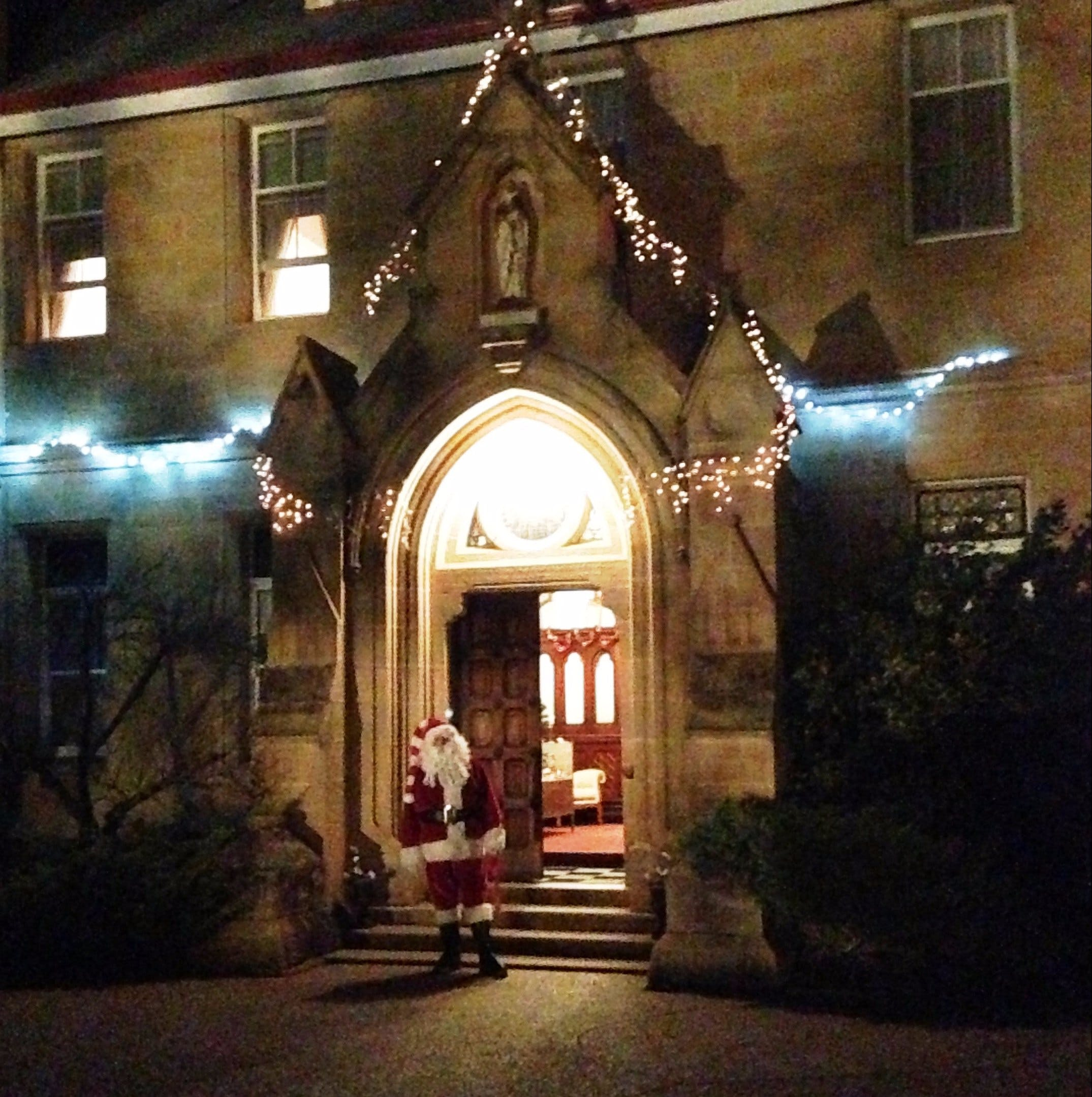 Abbey of the Roses - Christmas in July - Accommodation Directory