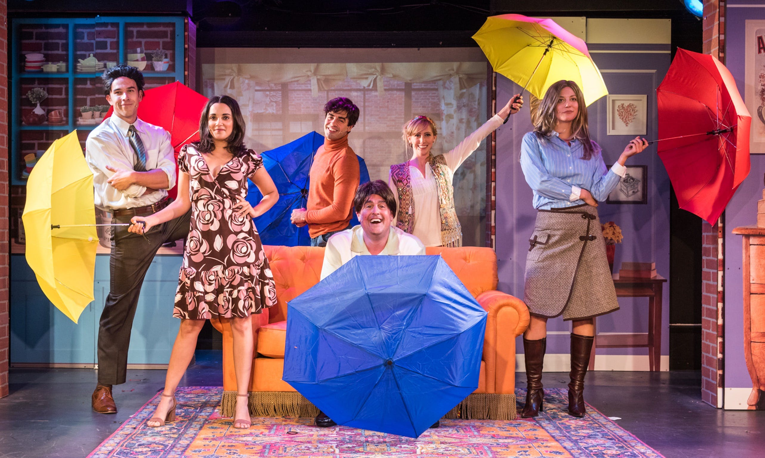 Friends The Musical Parody - Accommodation Directory