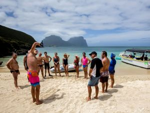 Ocean Swim Week with Trevor Hendy Pinetrees Lord Howe Island - Accommodation Directory