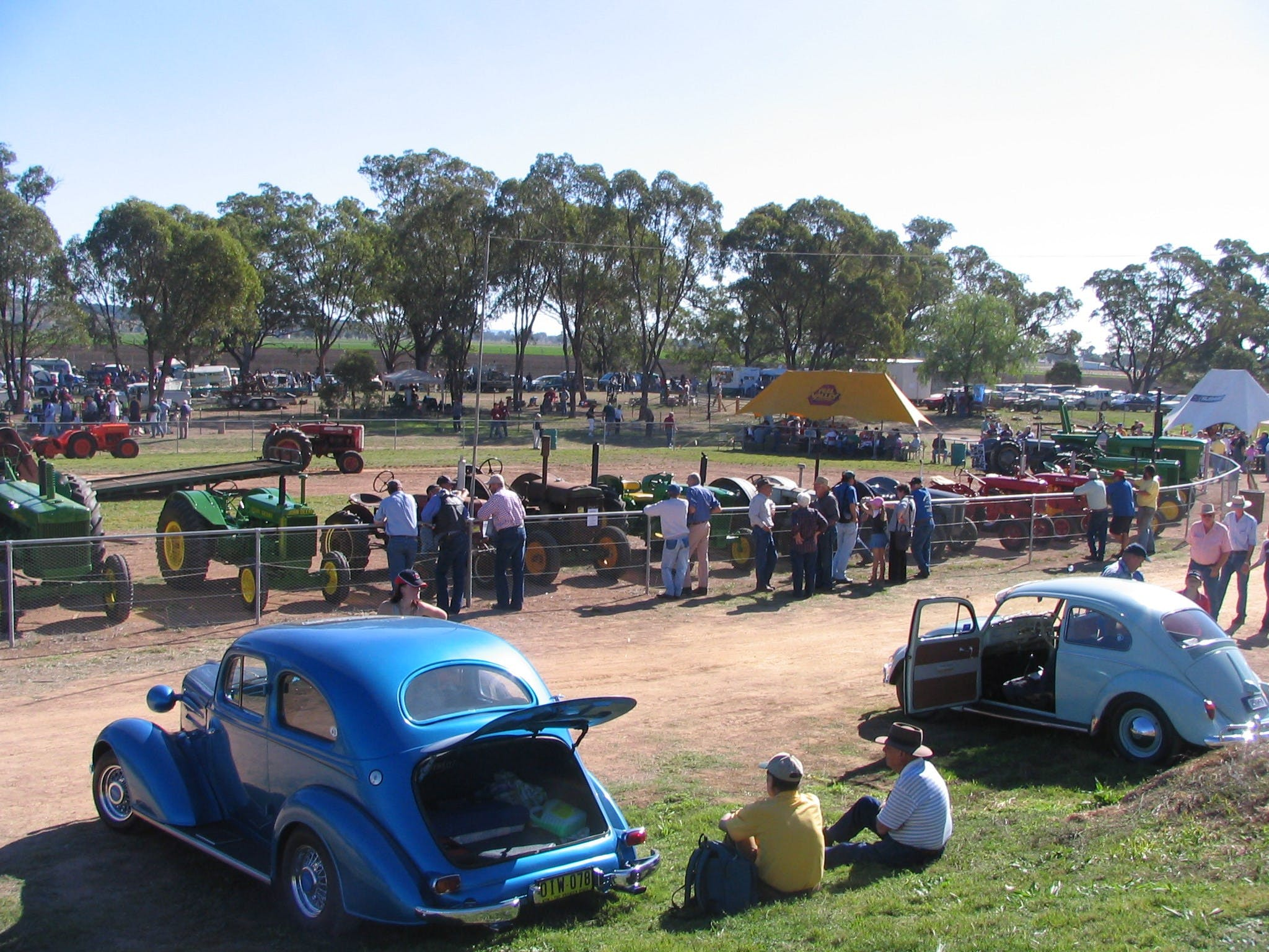 Quirindi Rural Heritage Village - Vintage Machinery and Miniature Railway Rally and Swap Meet - Accommodation Directory