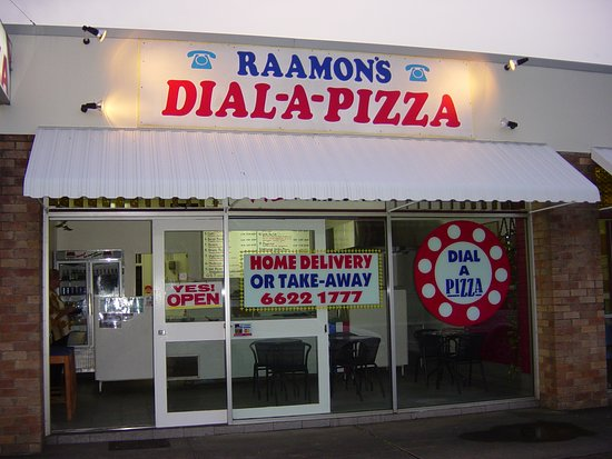 Raamons Dial- a- Pizza - Accommodation Directory