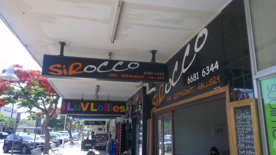 Sirocco Cafe and Gallery - Accommodation Directory
