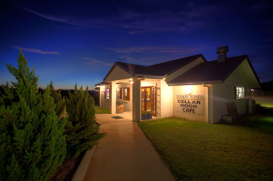 The Cellar Door Cafe - Accommodation Directory