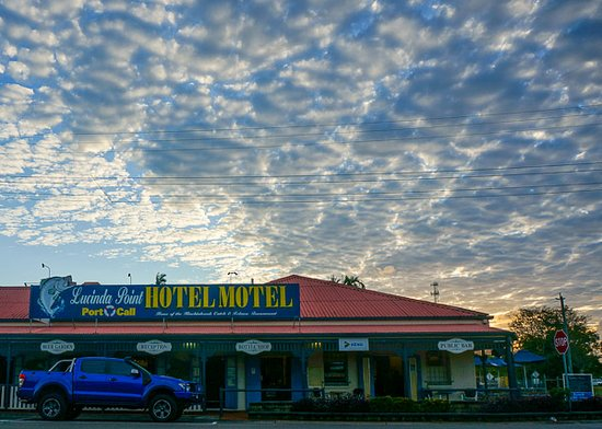 Lucinda Point Hotel Motel Restaurant - Accommodation Directory