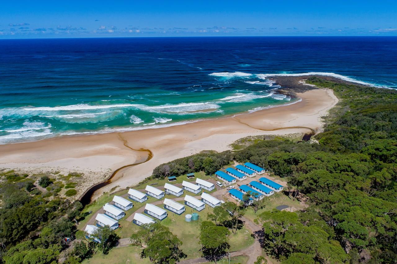 Racecourse Beach Tourist Park - Accommodation Directory