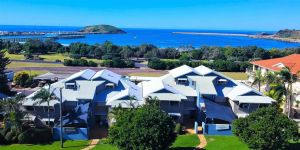 The Observatory Holiday Apartments - Accommodation Directory