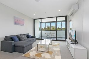 Stylish and Neat two bed apartment in Wentworth Point - Accommodation Directory