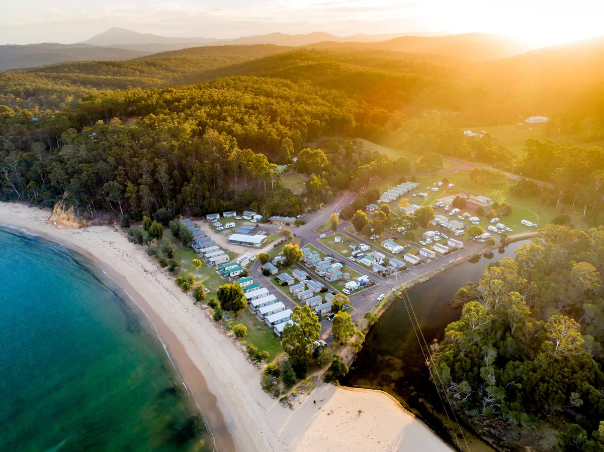 BIG4 Eden Beachfront Holiday Park - Accommodation Directory