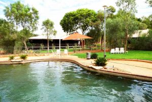Kings Canyon Resort - Accommodation Directory