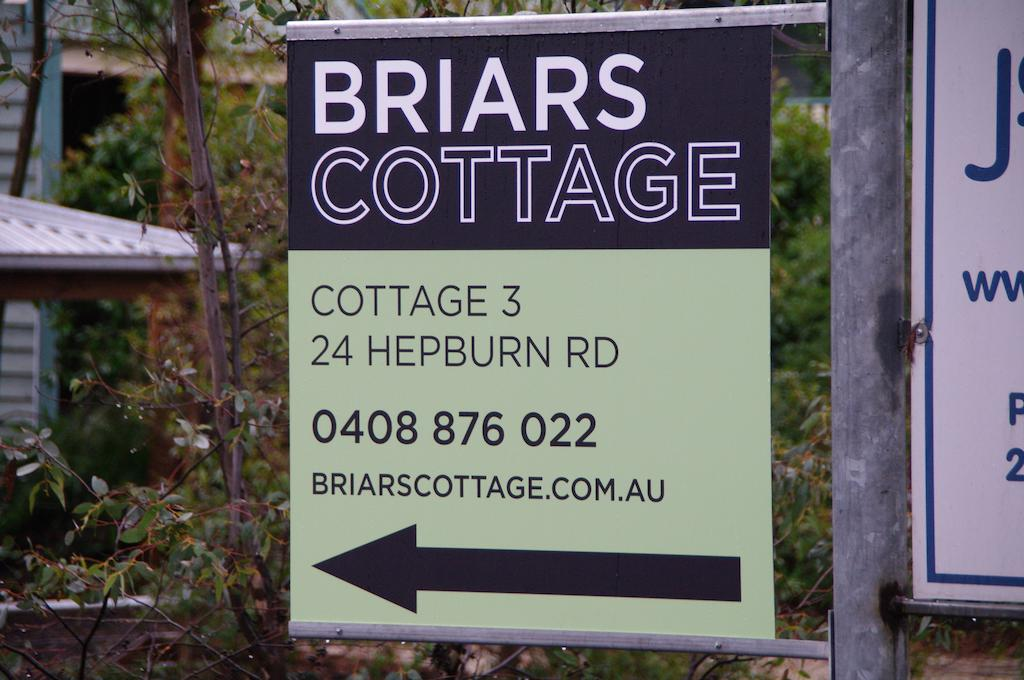 Briars Cottage - Daylesford - Accommodation Directory