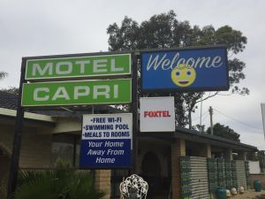 Capri Motel - Accommodation Directory