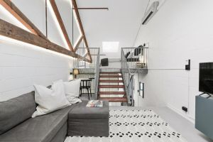 Converted Warehouse City Loft - Accommodation Directory