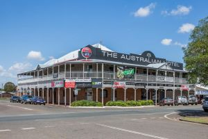 The Australian Hotel Murgon - Accommodation Directory
