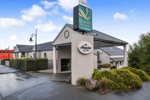 Quality Inn  Suites The Menzies - Accommodation Directory