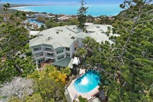 The Lookout Resort Noosa - Accommodation Directory