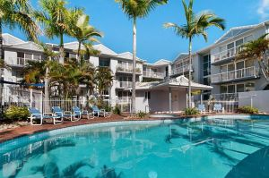 Champelli Palms Apartments - Accommodation Directory