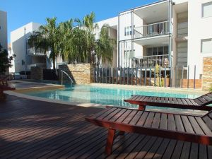 Terrace on Gregory Apartments - Accommodation Directory