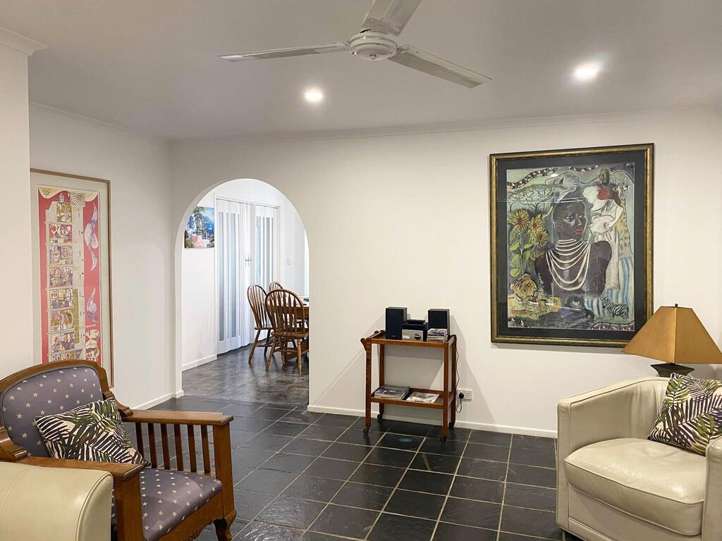 Woorim Secluded Palms Cottage - Accommodation Directory
