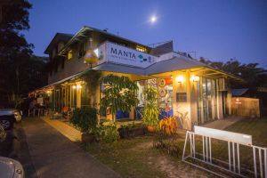 Manta Lodge YHA  Scuba Centre - Accommodation Directory