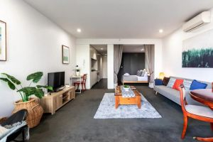 1 Bedroom Apartment in Prahran with Balcony - Accommodation Directory