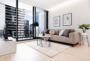 22 Latte Time1BR1BTH Mel CBD Free Tram - Accommodation Directory
