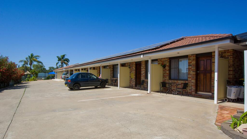 Aalbany Motel Narrabri - Accommodation Directory