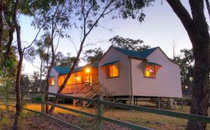 Accommodation Creek Cottages  Sundown View Suites - Accommodation Directory