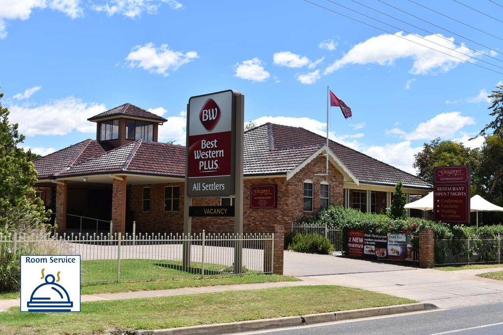 Best Western Plus All Settlers Motor Inn - Accommodation Directory