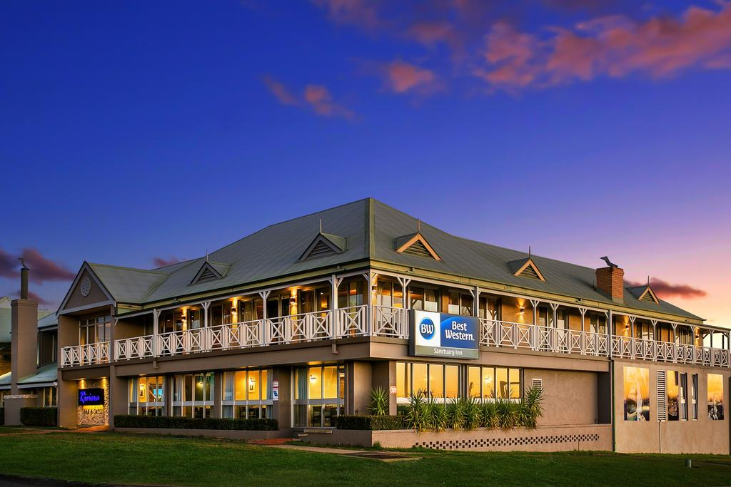 Best Western Sanctuary Inn - Accommodation Directory