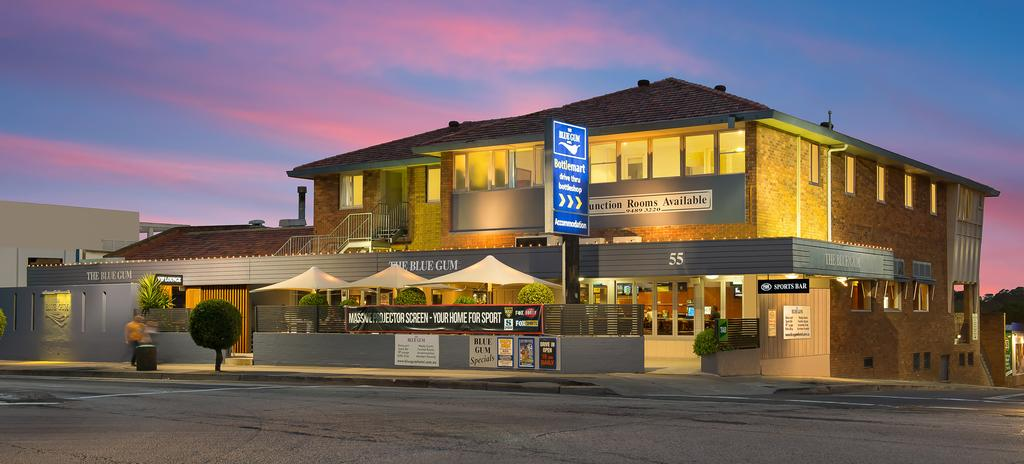 Blue Gum Hotel - Accommodation Directory